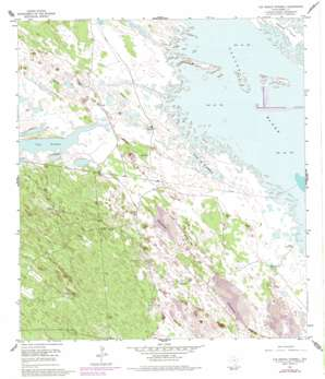 Los Amigos Windmill USGS topographic map 26097g5
