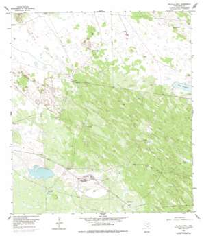 Saltillo Well USGS topographic map 26097g6