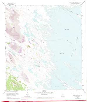 Maria Estella Well USGS topographic map 26097h5