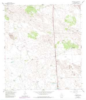 Armstrong USGS topographic map 26097h7