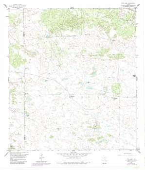 Pita Camp USGS topographic map 26097h8