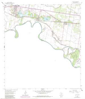 La Joya USGS topographic map 26098b4