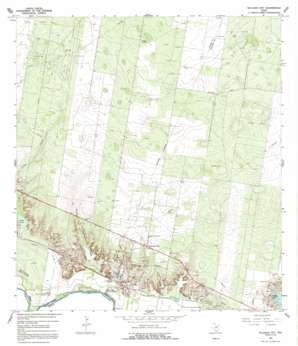 Sullivan City USGS topographic map 26098c5