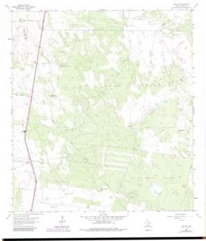 Linn Ne USGS topographic map 26098f1