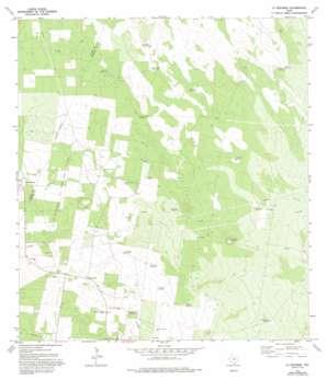 La Reforma USGS topographic map 26098f3