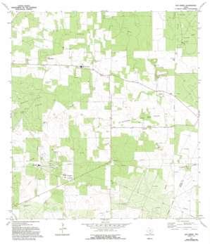 San Isidro USGS topographic map 26098f4