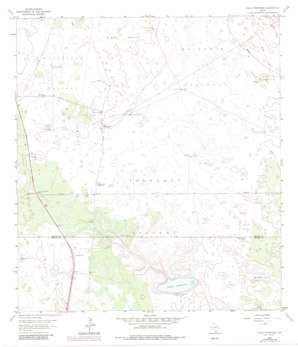 Callo Padrones USGS topographic map 26098g1
