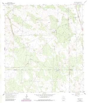 Hartland USGS topographic map 26098g2