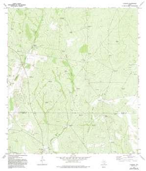 Cuevitas USGS topographic map 26098g7