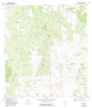 Tacubaya USGS topographic map 26098h3