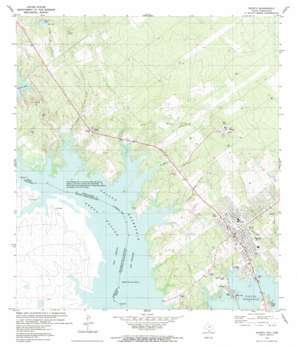 Zapata USGS topographic map 26099h3