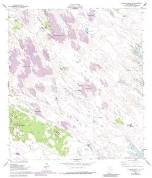 La Parra Ranch Se USGS topographic map 27097a5