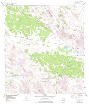 La Parra Ranch Sw USGS topographic map 27097a6