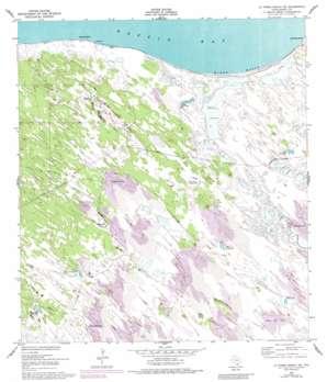 La Parra Ranch Ne USGS topographic map 27097b5
