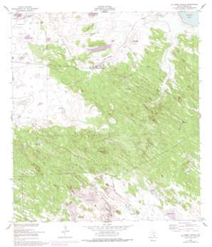 La Parra Ranch USGS topographic map 27097b6