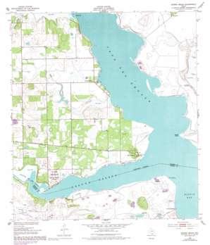 Riviera Beach USGS topographic map 27097c6