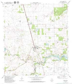 Riviera USGS topographic map 27097c7