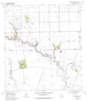 Laureles Ranch USGS topographic map 27097e5