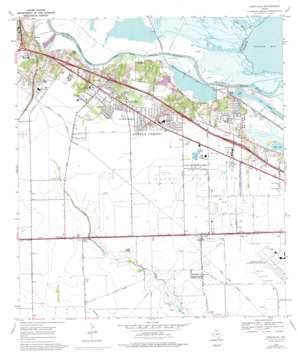 Annaville USGS topographic map 27097g5