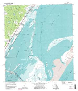 Estes USGS topographic map 27097h1