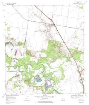 Edroy USGS topographic map 27097h6
