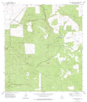 Mccampbell Ranch USGS topographic map 27098b6