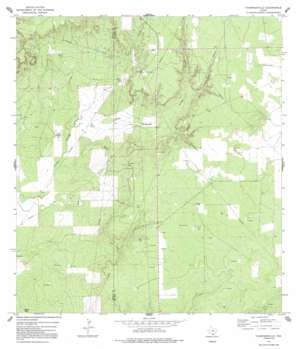 Thompsonville USGS topographic map 27098b8