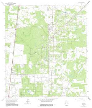 Ella USGS topographic map 27098d1