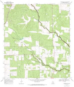 Concepcion Nw USGS topographic map 27098d4
