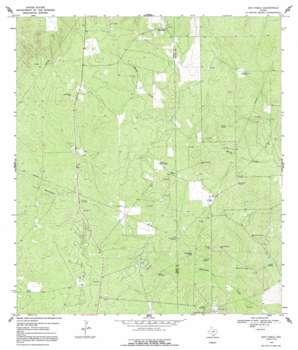 San Pablo USGS topographic map 27098e7