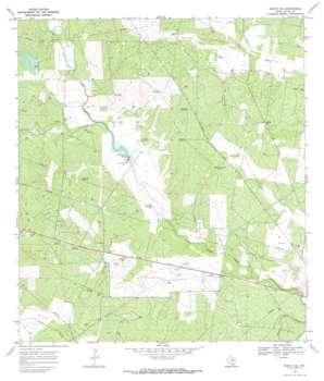 Rosita Se USGS topographic map 27098g3