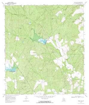 Rosita Ne USGS topographic map 27098h3