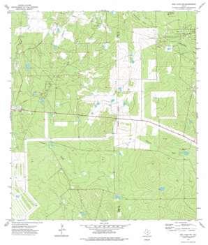 Biel Lake Ne USGS topographic map 27098h7