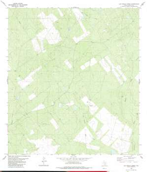 Las Ovejas Creek USGS topographic map 27099b2