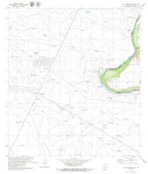Isla Mesteno USGS topographic map 27099c5