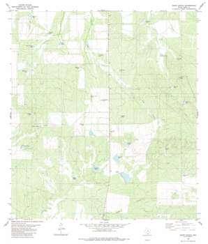 Shipp Ranch USGS topographic map 27099e1