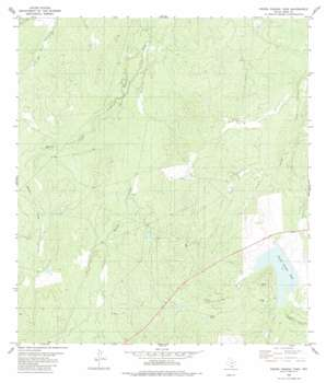 Piedra Parada Tank USGS topographic map 27099f2
