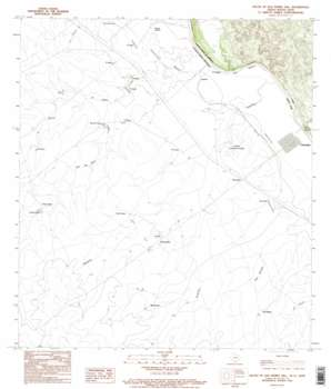 Fort Mcintosh 3 Ne topo map