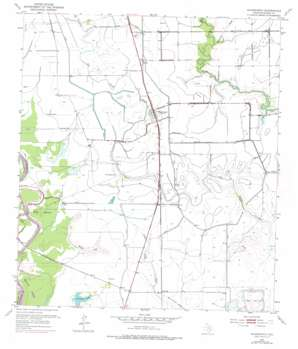 Wadsworth USGS topographic map 28095g8