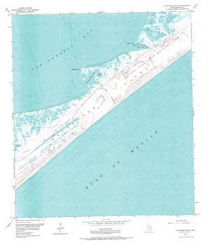 Panther Point USGS topographic map 28096b6