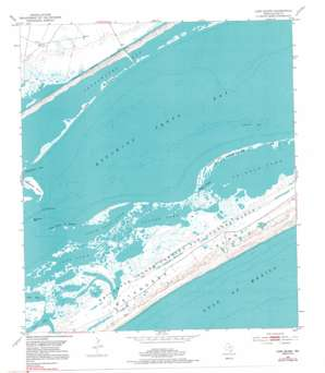 Long Island USGS topographic map 28096c5