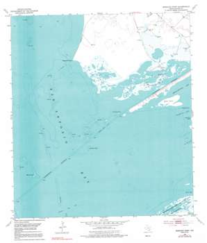 Mosquito Point USGS topographic map 28096c6