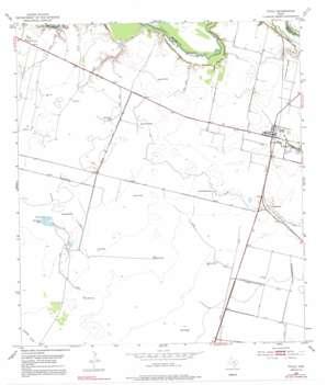 Tivoli USGS topographic map 28096d8