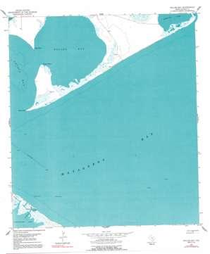 Keller Bay USGS topographic map 28096e4