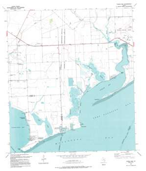 Turtle Bay USGS topographic map 28096f3