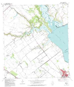 Kamey USGS topographic map 28096f6