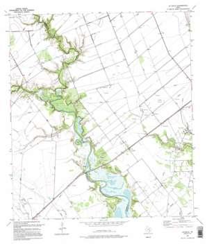 La Salle USGS topographic map 28096g6