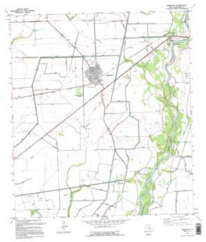 Markham USGS topographic map 28096h1