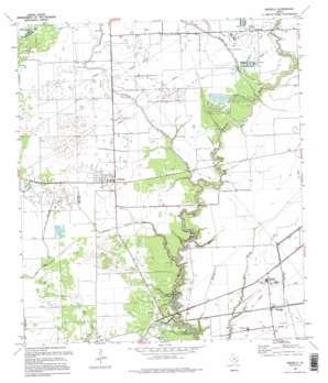 Midfield USGS topographic map 28096h2