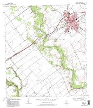 Edna USGS topographic map 28096h6